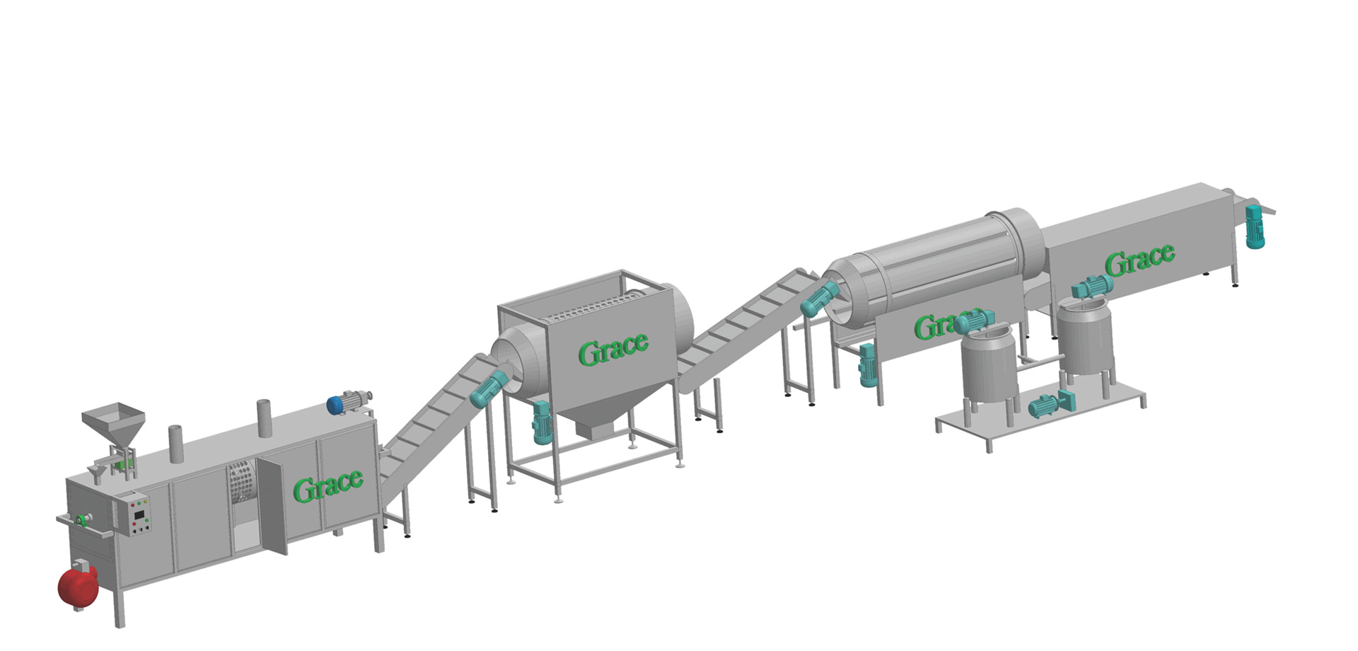 How do I start a food processing factory, how to find right supplier for snacks processing equipment supplier?